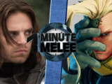 The Winter Soldier vs. Charlie Nash