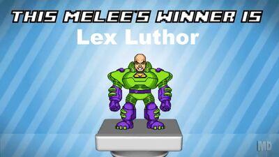Lex beats Joker in OMM