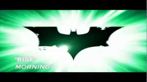 Morningstar - 'Rise' - Batman Dubstep The Dark Knight Rises Soundtrack