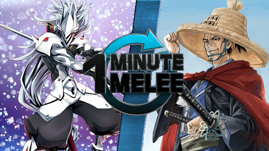 ONE MINUTE MELEE SEASON VII: Hakumen vs Atomic Samurai | One Minute Melee Fanon Wiki | FANDOM ...