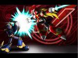 X VS Zero (Sharaku Jr.)