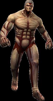 Armor titan