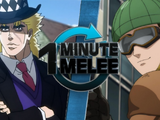 Speedwagon Vs. Mumen Rider