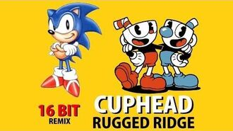 Cuphead - Rugged Ridge (Sega Genesis Remix)