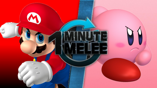 File:Mario vs Kirby - OMM.png