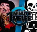 Freddy Krueger VS Sans