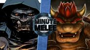 Doom vs. Bowser
