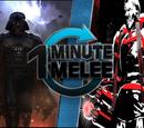 Darth Vader vs Mecha Hitler