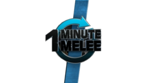 One Minute Melee thumbnail template