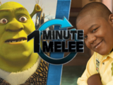 Shrek Vs. Cory Baxter