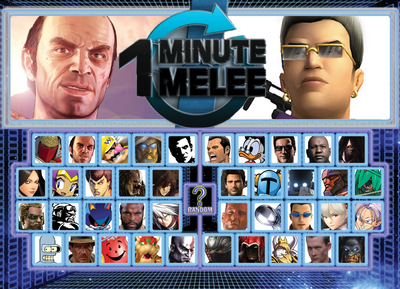 Trevor Philips Vs Johnny Gat One Minute Melee Fanon Wiki Fandom