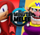 One Minute Melee: Wario vs Knuckles