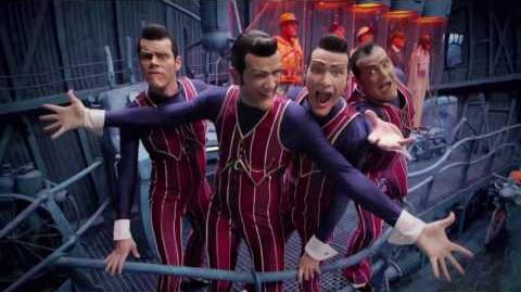 We are Number One but it's actually the Instrumental (No SFX)-0