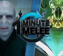 ONE MINUTE MELEE: Merasmus the Wizard vs Lord Voldemort
