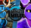 Shovel Knight VS Meta Knight