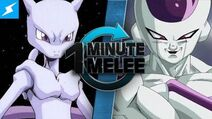 Mewtwo VS Freezer