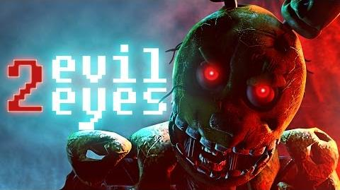 SFM Two Evil Eyes DIRECTORS CUT Five Nights at Freddy's short