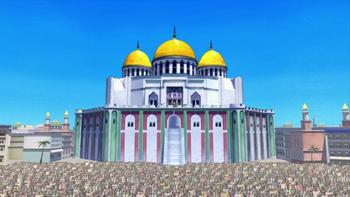 Alubarna Palace