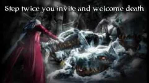 Devil May Cry 3 Cerberus Battle Song Lyrics