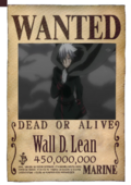 Wall D. Lean Post Timeskip