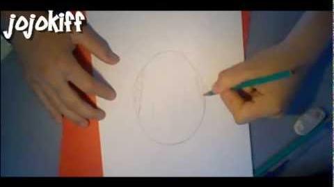 Jojokiff ~ Speed Drawing 1 One Piece supernova HD