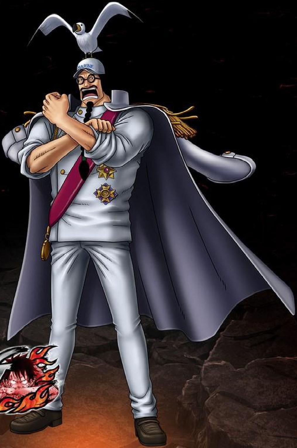 Sengoku   One Piece: Game Trilogy Wiki   Fandom