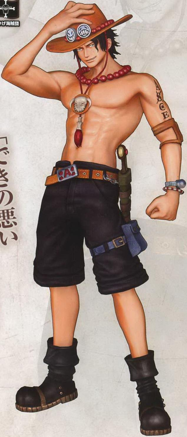 Portgas D Ace One Piece Pirate Warriors Wiki FANDOM powered by