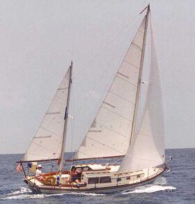Orient Star Bermuda 30 Ketch1