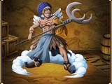 青の遊牧隊 達人 シャンディアの戦士