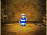 青盜人ペンギン