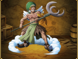 緑の遊牧隊 達人 シャンディアの戦士