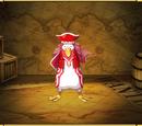 Red Pirate Penguin