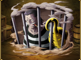最強の囚人サー・クロコダイル 元王下七武海