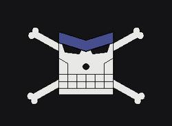 Piratas de Harlon Jolly Roger