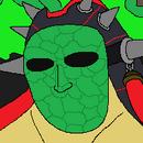 Cara de Jade portrait