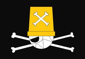 Piratas Bucket