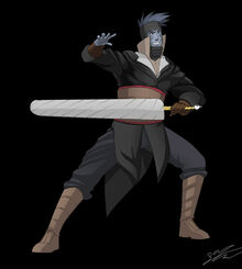 Kisame assassin by animefreak00910-d3aqo7r
