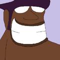 Lance portrait
