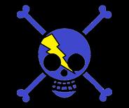 Bandera de los piratas del Gyojin