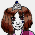 Mondhuter Malve portrait