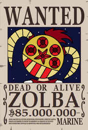 Zolba Wanted