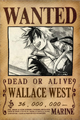 Wallace wanted