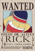 Rick recompensa