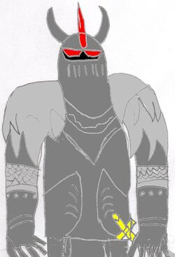 Bisamon Knight