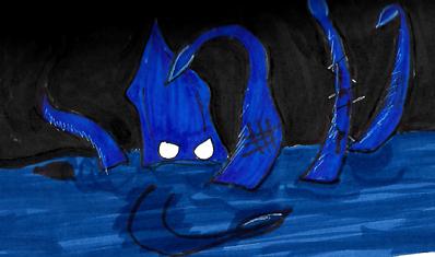 Calamar Leviatan