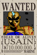 Usain Wanted