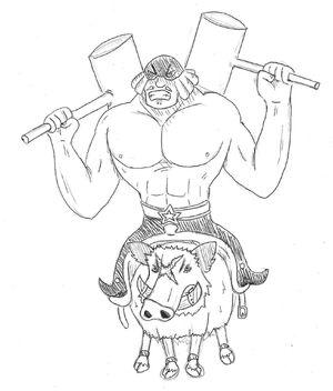 Daikon y Abokado