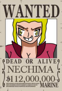 Nechima Wanted