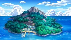 Arco de la Isla de la Paz