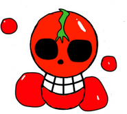 Jolly Roger de los Piratas Berry